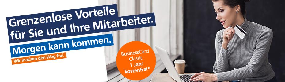 Firmenkreditkarte