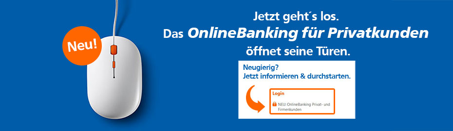 Support Online-Banking Zugang